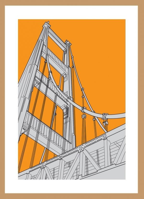 Golden Gate by Nick Reddyhoff