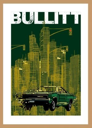 Bullitt by Nick Reddyhoff