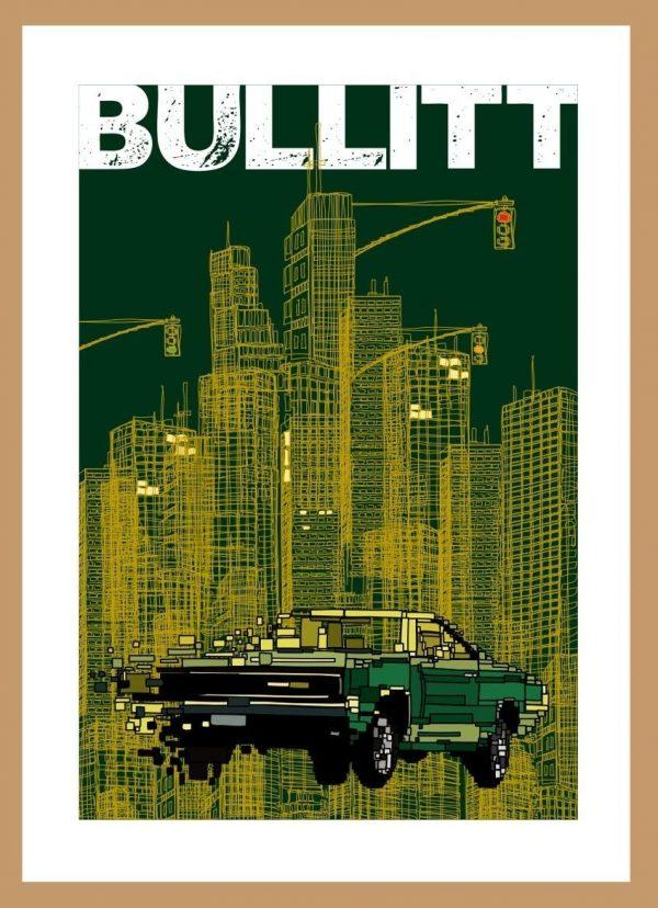 Bullitt by Nick Reddyhoff